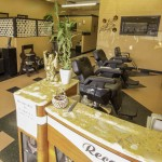 Cozy Interior of Shamim Beauty Parlor